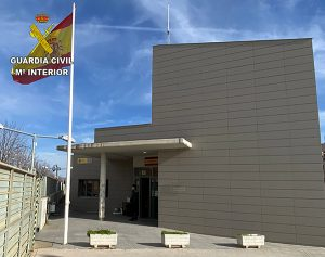 La Guardia Civil detiene a una persona en Azuqueca de Henares por robo con violencia e intimidación