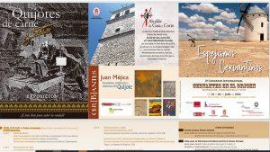 La UCLM organiza del 1 al 3 de julio el IV Congreso Internacional 'Cervantes en el origen'