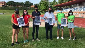 La XX Reunión de atletismo 'Ciudad de Guadalajara' convoca a más de 300 atletas  este miércoles en las pistas Fuente de la Niña