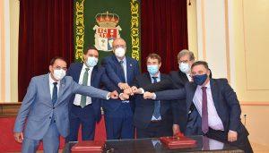 Las diputaciones de Cuenca, Soria y Teruel apoyarán los proyectos de las CEOEs de sus provincias contra la despoblación