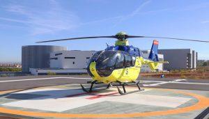 Licitada la construcción de una helisuperficie para el transporte sanitario aéreo en Campillo de Ranas