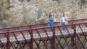 Los datos de viajeros y pernoctaciones sigan hundidos en Cuenca