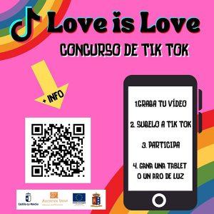 Villanueva de la Torre organiza un concurso en TikTok para promover la tolerancia y respeto hacia el colectivo LGTBIQ+