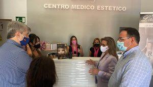 Merino denuncia el ataque `sin precedentes´ de Page y Sánchez al sector de la belleza personal al que los gobiernos socialistas ha impedido trabajar durante la pandemia