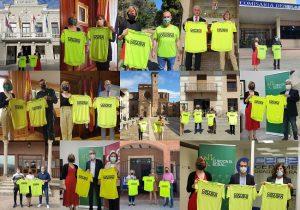 Multitudinario respaldo de Guadalajara a la IX 'Carrera Solidaria' de Fundación Eurocaja Rural en beneficio de Cáritas