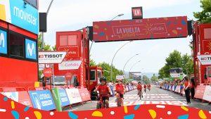 La Vuelta llega este sábado para los más pequeños a Molina de Aragón