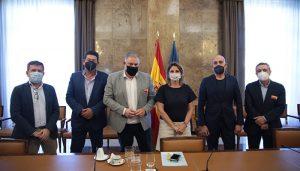 ribera intuye el final del trasvase por el cambio climatico | Liberal de Castilla