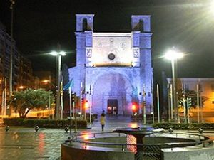 San Ginés se teñirá de azul para visibilizar la Semana de la Alergia y el Día del Refugiado