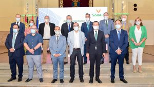 Solaria presenta el nuevo complejo fotovoltaico Cifuentes-Trillo 626MW que generará 4.000 empleos directos en su construcción
