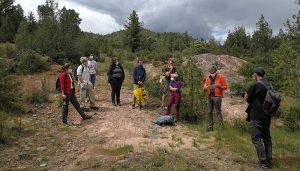 Tamajón acoge un curso sobre los recursos naturales del parque de la Sierra Norte