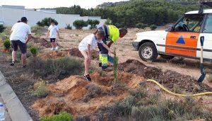 Terminan las actividades del Día Mundial del Medio Ambiente que Almonacid ha dedicado a los niños