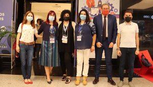 Tres empresarias de Cabanillas participan en una Feria Provincial de Emprendedores en Guadalajara