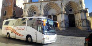 UGT y CCOO acusan a la patronal de hacer imposible el acuerdo en el convenio de Transporte de Viajeros de la provincia de Cuenca