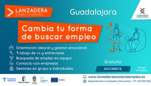 Últimos días para apuntarse a la nueva Lanzadera Conecta Empleo de Guadalajara