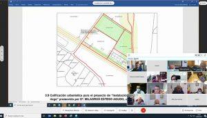 Visto bueno a la instalación de una planta solar fotovoltaica en los términos municipales de Palomares del Campo y Torrejoncillo del Rey