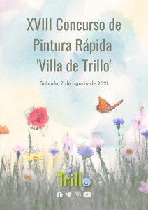 XVIII Concurso de Pintura Rápida 'Villa de Trillo'