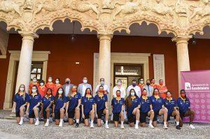 Guadalajara acoge este fin de semana un torneo internacional de baloncesto femenino España contra EE.UU