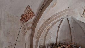 Brihuega recibirá otros 50.000 euros para la rehabilitación de la antigua iglesia de San Simón