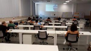 CEOE Cuenca vuelve a asistir a los emprendedores de UFIL para desarrollar sus proyectos