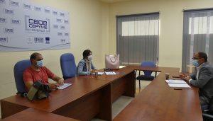 CEOE Cuenca y sindicatos se unen para mejorar la conectividad de la provincia