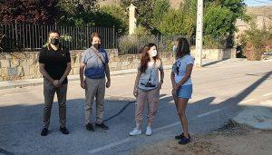 Cuenca recepciona las obras del POS 2020 ejecutadas en Mohorte y Villanueva de los Escuderos