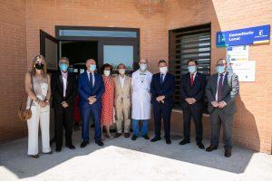 El Pozo de Guadalajara cuenta con nuevas instalaciones para mejorar la atención a casi 2.000 vecinos