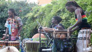 El espectáculo «Wontanara» lleva los latidos de África a Cabanillas de Campo