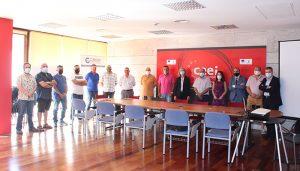 Firmado el convenio colectivo del sector del metal de Guadalajara