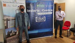 Invierte en Cuenca y ADESIMAN colaborarán para atraer empresas a la comarca