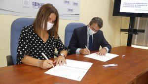 Liberbank y CEOE Cuenca renuevan su convenio para facilitar financiacion a las empresas de la provincia   Liberal de Castilla