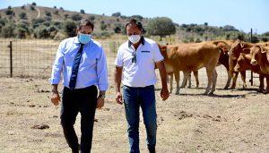 """Núñez exige a Page la retirada de sus guías de consumo por ser un ataque directo a los ganaderos de la región"""""""