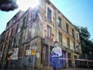 """Pérez Borda """"el derribo del edificio de entrada a la calle Mayor no será un solar más en el centro de la ciudad"""