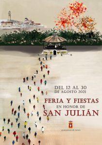 Ya está disponible la programación San Julián 2021