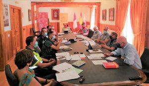Tarancón celebra Junta Local de Seguridad de cara a la celebración de La Vuelta y las fiestas patronales