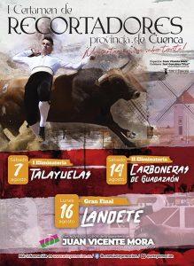 Arte y Emoción organiza el I Certamen de Recortadores de la provincia de Cuenca