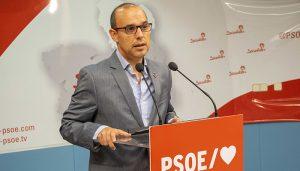 """Bellido anuncia los próximos Congresos del PSOE como """"un tiempo de unidad para reforzar los liderazgos de Sánchez y García-Page"""""""