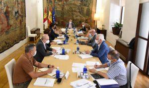 Castilla-La Mancha recibirá a lo largo de este 2021 más de 1.050 millones de euros de los fondos europeos de recuperación
