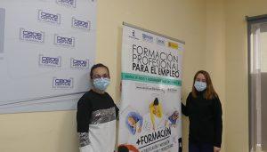 CEOE-Cepyme Cuenca seguirá ofreciendo el servicio de formación profesional, vital para las empresas