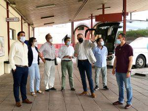 Comienzan los trabajos para dar forma al proyecto de remodelación de la Estación de Autobuses de Guadalajara