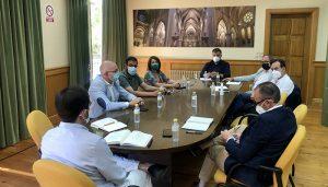 Constituido el grupo de trabajo para la puesta en marcha del Centro Nacional de Estudios Penitenciarios de Cuenca