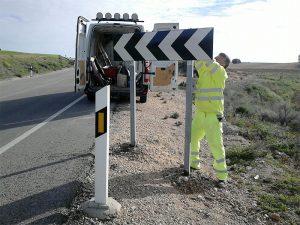 Contrato millonario para la conservación de carreteras del Estado en la provincia de Cuenca