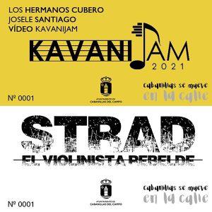 Disponibles las entradas para Kavanijam y Strad, el violinista rebelde