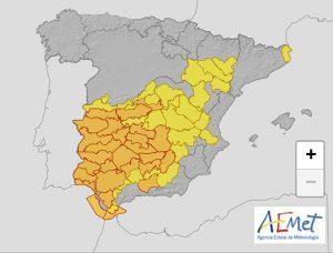 El Ayuntamiento de Guadalajara activa el protocolo de emergencia por calor y pide precaución a la ciudadanía