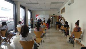 El Certificado de Transporte Sanitario impartido por Cruz Roja Cuenca consigue un 90% de inserción