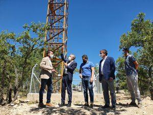 El Gobierno regional impulsará el despliegue de fibra óptica en 200 nuevas pedanías y pueblos de la provincia de Guadalajara a lo largo de los próximos dos años