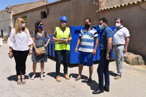 El Gobierno regional y la Diputación Provincial de Cuenca ejecutan inversiones por valor de más de 600.000 euros en la localidad de Villares del Saz