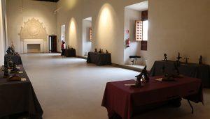 El Palacio Ducal de Cogolludo acoge la muestra 'En Papel Arte'