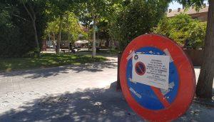 """El PP alerta del malestar entre los comerciantes de la Plaza del General Vives de Azuqueca, que denuncian el cierre """"por sorpresa"""" de este espacio"""