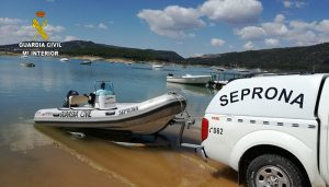El SEPRONA ya ha interpuesto 30 denuncias en Guadalajara por el mal uso de las embarcaciones de recreo