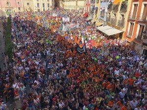 En el aire (aún) la celebración de las fiestas de San Mateo en Cuenca